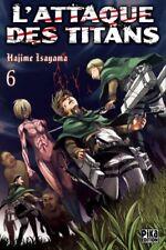 Attaque des Titans (l') Vol.6 (isayama Hajime) | Pika