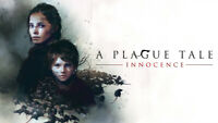 Video Game  A Plague Tale Innocence Wallpaper Poster 24 x 14 inches