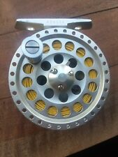 Hardy Featherweight Angel 2 fly reel. 2/3.  Serial #A38 004