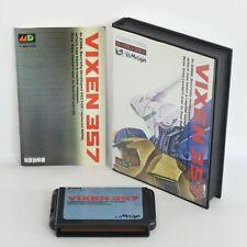 VIXEN 357 Mega Drive Sega 0520 md
