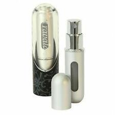 Travalo Excel Perfume Atomiser 5ml Silver