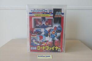 G1 Transformers AFA85 Roadfire Big Powered Zone Japanese MISB Takara RARE