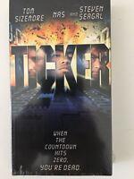 Steven Seagal: Ticker (VHS, 2001) Tom Sizemore, Nas, Dennis Hopper  NEW
