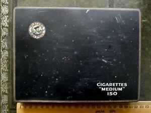 "Vintage Player's Navy Cut Cigarette Tin ""MEDIUM"" 150"