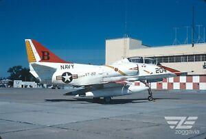 Original slide 156928 TA-4J U.S. Navy, 1979