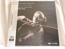 MOZART Violin Concerto 3 & 4 JOHANNA MARTZY Stuttgart 180 gram vinyl SEALED LP