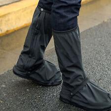 Rain Shoe Cover Waterproof Rain Boot High-Top Protective Overshoes Recyclyable