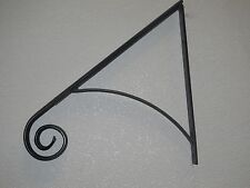 Grab Support HAND RAIL WROUGHT IRON HANDRAILING WALL MOUNT RAILS Stairs Steps