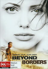 Beyond Borders - Action / Drama / Romance - Angelina Jolie, Clive Owen - NEW DVD