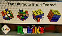 Worlds Smallest Rubik's Cube Miniature Edition- Pocket Sized Puzzle