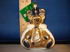 Rat King Ornament Nutcracker Bear by Goebel Glass Made in Germany 191017 238