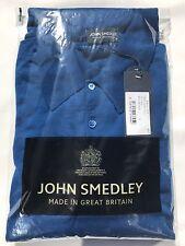 John Smedley Dorset Collared Merino Wool BNIB Jump The Gun Pretty Green