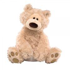 Philbin Teddy Bear Stuffed Animal (Beige) - Small - GUND
