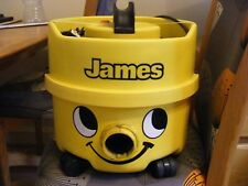 James Henry Hoover Numatic 1100w with Filter and New FULL Tool Kit