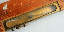 ancienne et étonnante boussole objet de mesure ??