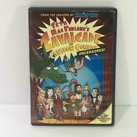 Seth MacFarlane's Cavalcade of Cartoon Comedy Uncensored! DVD