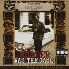 MURDER WAS THE CASE - ORIGINAL SOUNDTRACK (EXPLICIT VERSION)   CD NEU