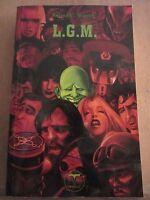 """Roland Wagner: L.G.M./ Editions """"Le Bélial"""", 2006"""
