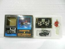 VINTAGE CASSETTE MOTORCYCLE CT-770 TRANSFORMERS NIB MADE IN TAIWAN 1980'S