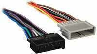 AUTHENTIC METRA 70-1817 CAR STEREO RADIO WIRING HARNESS FOR DODGE CHRYSLER JEEP