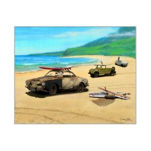 Karmann Ghia Art Print ~ Cruiser Art Gallery