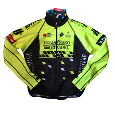 New 2018 Men's Hincapie Racing Team Element eVent Thermal Jacket, Black, Size S