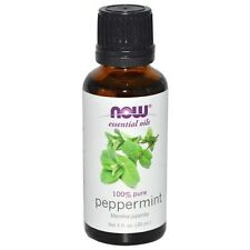 Peppermint (100% Pure), 1 oz - NOW Foods Essential Oil Super Fast Shipping