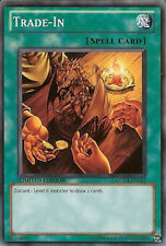 3x Yugioh SDBE-EN024 Trade-In Common Card