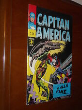 CAPITAN AMERICA 1a Serie no.54 - ORIGINALE EDICOLA - Ed. CORNO 1975