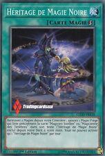♦Yu-Gi-Oh!♦ Héritage de Magie Noire (Magicien Sombre) : LEDD-FRA18 -VF/Commune-