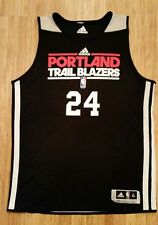 Game worn Portland Trail Blazers NBA Summer League Jersey 2013 Terrel Harris XL