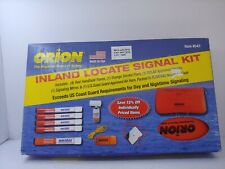 Orion Inland Locate Signal Kit. 4 Flares. Orion #543