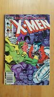 The Uncanny X-Men, #191 (1985, Marvel Comics) Mid Grade. 1st Nimrod