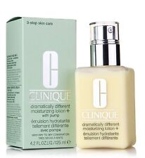Clinique Dramatically Different Moisturizing Lotion + with pump 4.2 oz