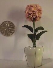 Pink Hydrangea Pot Plant - ref 3663 Dolls House Emporium 1:12th scale