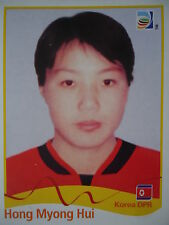 Panini 199 Hong Myong Hui Korea DPR FIFA Women's WM 2011 Germany