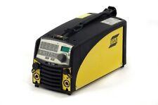 ESAB Caddy Tig 1500i DC TA33 welding machine TIG MMA ground electrode cable