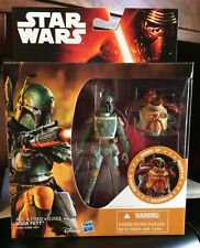 Star Wars The Empire Strikes Back! Boba Fett Hasbro 3.75-Inch Action Figures!