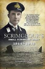 Scrimgeour's Scribbling Diary: The Truly Astonishing Diary and Letters-ExLibrary