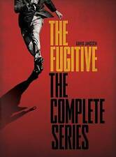 THE FUGITIVE: The Complete Series (32 DVD-Disc Set) {4 Seasons} NEW! <FREE SHIP>