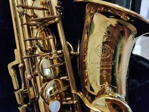 Selmer Mark VI Alto Saxophone in Case, Original Neck and Mouthpiece, 1972-1973