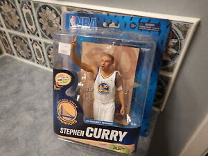 NBA Basketball McFarlane Action Figure: STEPHEN CURRY: Series 24: Warriors