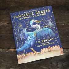 Fantastic Beasts and Where to Find Them: Illustrated Edition (Hardcover book)