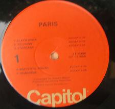 1976 PARIS  LP  US CAPITOL ST 11464 BOB WELCH Fleetwood Mac IN SHRINK VG+ VG