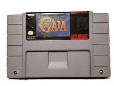 Illusion of Gaia Original Authentic SNES Super Nintendo