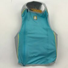 Ruffwear Blue Lagoon Jet Stream Fast & Light Cooling Vest sz M NEW