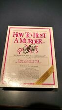How to Host a Murder: The Class of '54 New In Box, New Condition Ripped Plastic