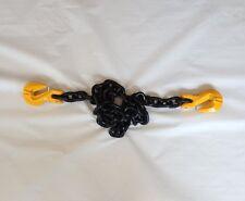 3/8 x 15FT Grade 80 Chain Binder, WLL 4 Tons (8000 lbs)