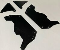 ARRMA INFRACTION & FELONY Under Wheel Cover Guard Set Skid Plate Protection