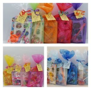 GIRLS / BOYS / UNISEX Pre-Filled ready made Party Bags Birthday#2  *MIN ORDER 10